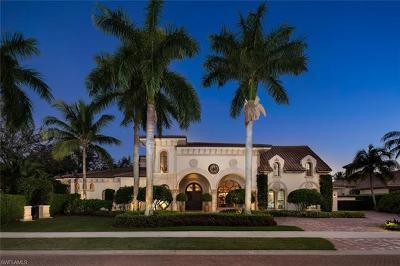 Bay Colony Shores, Biltmore At Bay Colony, Brighton At Bay Colony, Contessa At Bay Colony, Estates At Bay Colony Golf Club, Marquesa At Bay Colony, Remington At Bay Colony Single Family Home For Sale: 9714 Niblick Ln