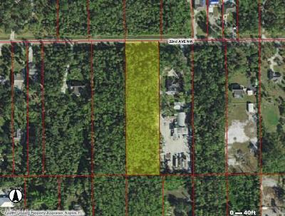 Naples Residential Lots & Land For Sale: 22nd Ave NW