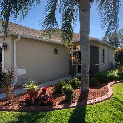 Estero Condo/Townhouse For Sale: 21480 Knighton Run