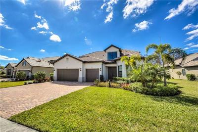 Estero Single Family Home For Sale: 20614 Corkscrew Shores Blvd