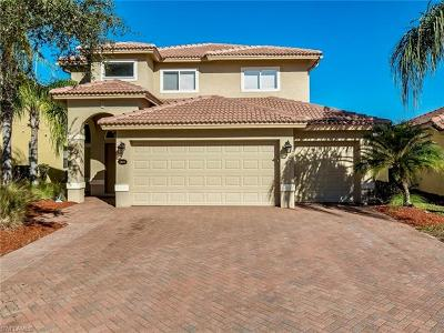 Estero Single Family Home For Sale: 13660 Troia Dr