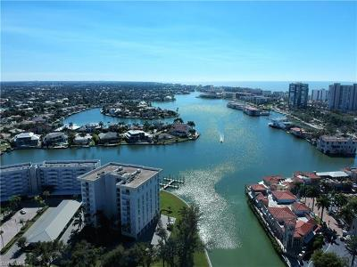 Naples Condo/Townhouse For Sale: 250 Park Shore Dr #101