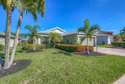 Estero Single Family Home For Sale: 21535 Brixham Run Loop