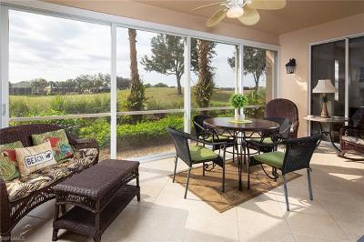 Estero Condo/Townhouse For Sale: 9231 Palmetto Ridge Dr #101
