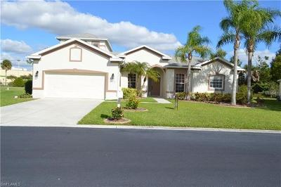 Fort Myers Single Family Home For Sale: 8860 Cypress Preserve Pl