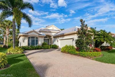 Estero Single Family Home Pending With Contingencies: 10008 Ginger Pointe Ct