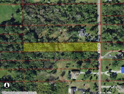Naples Residential Lots & Land For Sale: 20th St NE