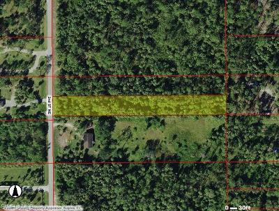 Naples Residential Lots & Land Pending With Contingencies: 2nd St NE