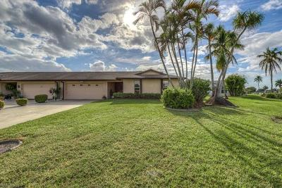 Fort Myers Condo/Townhouse Pending With Contingencies: 4817 Tredegar Ln