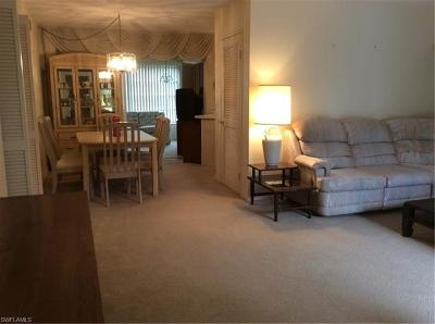 Fort Myers Condo/Townhouse Pending With Contingencies: 7400 College Pky #58A