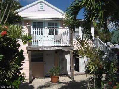 Fort Myers Beach Multi Family Home For Sale: 2141 Estero Blvd