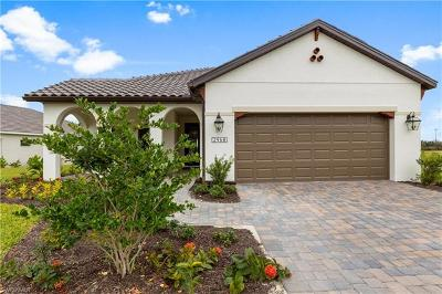 Fort Myers Single Family Home For Sale: 2968 Amblewind Dr