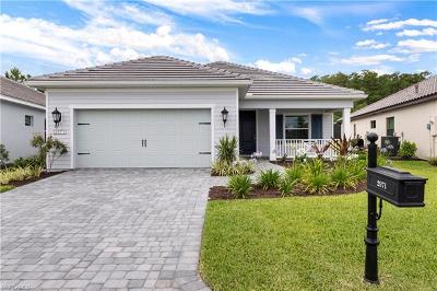 Fort Myers Single Family Home For Sale: 2971 Amblewind Dr