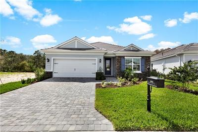 Fort Myers Single Family Home For Sale: 2975 Amblewind Dr