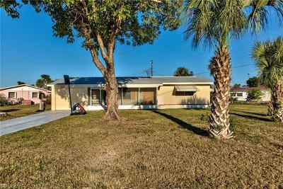 Lehigh Acres Single Family Home For Sale: 1301 Barnsdale St