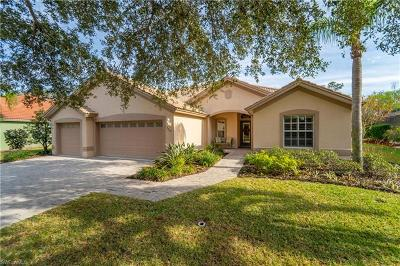 Estero Single Family Home For Sale: 3731 Springside Dr