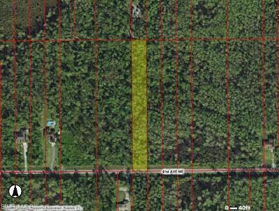 Naples Residential Lots & Land Pending With Contingencies: 41st Ave NE
