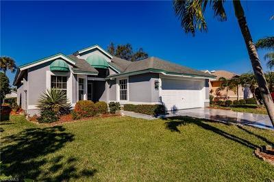 Estero Single Family Home For Sale: 20870 Persimmon Pl