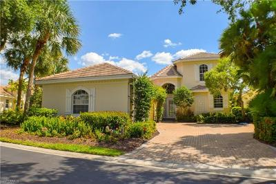 Bonita Springs Single Family Home For Sale: 3695 Olde Cottage Ln
