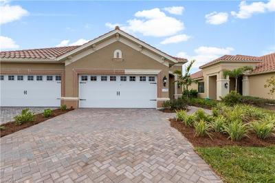 Fort Myers Single Family Home For Sale: 4705 Watercolor Way