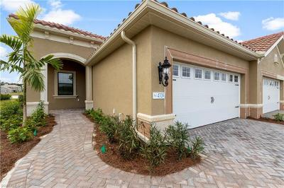 Fort Myers Single Family Home For Sale: 4709 Watercolor Way