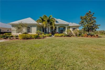 Fort Myers Single Family Home For Sale: 4340 Horse Creek Blvd