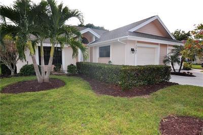Naples Single Family Home For Sale: 1397 Park Lake Dr #20-L