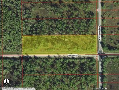 Naples Residential Lots & Land Pending With Contingencies: 62nd Ave NE