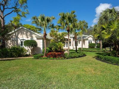 Bonita Springs Single Family Home Pending With Contingencies: 4430 Plumage Ct