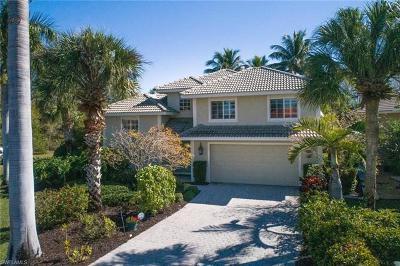 Bonita Springs Single Family Home For Sale: 9125 Brendan Lake Ct