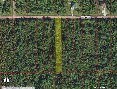 Naples Residential Lots & Land For Sale: 30th Ave SE