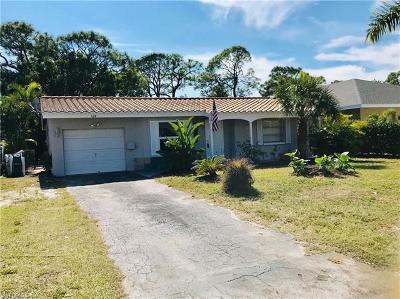 Bonita Springs Single Family Home For Sale: 174 6th St