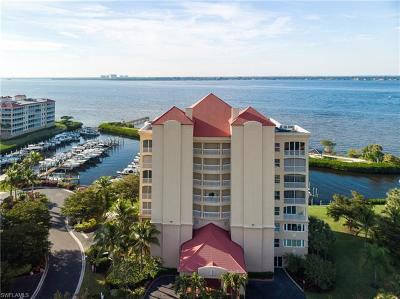 Fort Myers Condo/Townhouse For Sale: 15120 Harbour Isle Dr #201