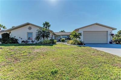 Punta Gorda Single Family Home For Sale: 3000 Shannon Dr