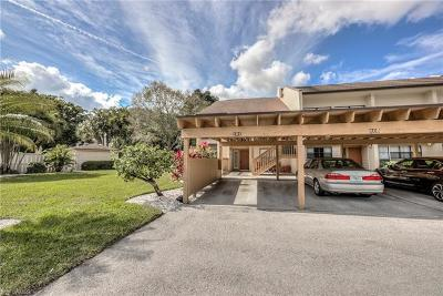 Fort Myers Condo/Townhouse Pending With Contingencies: 16478 Timberlakes Dr #101
