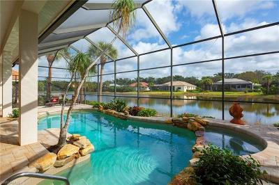 Estero Single Family Home For Sale: 23691 Waterside Dr