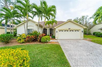 Estero Single Family Home For Sale: 3771 Springside Dr