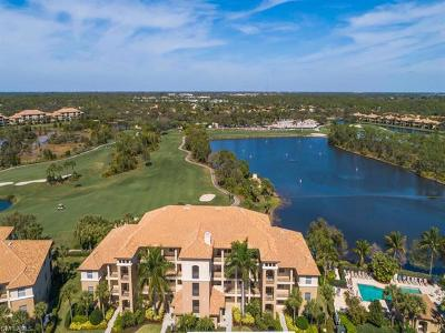 Estero Condo/Townhouse For Sale: 4670 Turnberry Lake Dr #103