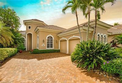 Bonita Springs Single Family Home For Sale: 26325 Mahogany Pointe Ct