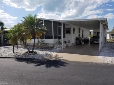 Bonita Springs Single Family Home For Sale: 24930 Windward Blvd