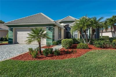 Estero Single Family Home For Sale: 9640 Raven Ct