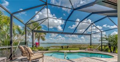 Estero Single Family Home For Sale: 20325 Corkscrew Shores Blvd