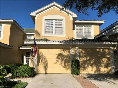 Estero Condo/Townhouse For Sale: 23536 Sandycreek Ter #408