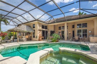 Bonita Springs Single Family Home For Sale: 23920 Sanctuary Lakes Ct