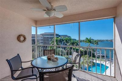 Marco Island Condo/Townhouse For Sale: 270 N Collier Blvd #506