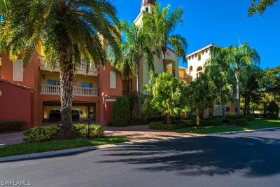 Estero Condo/Townhouse For Sale: 22300 Piazza Doria Ln #302