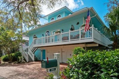 Bonita Springs Single Family Home For Sale: 3802 Cracker Way