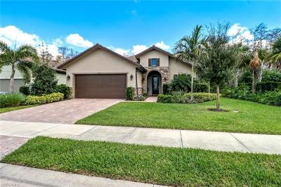 Estero Single Family Home For Sale: 20545 Wilderness Ct