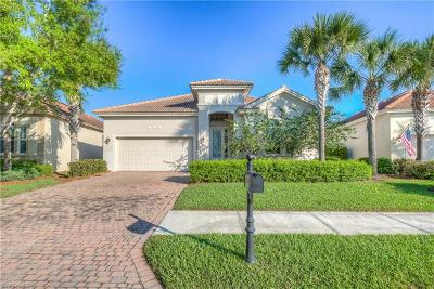 Fort Myers Single Family Home For Sale: 5481 Whispering Willow Way
