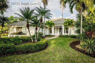 Bonita Springs Single Family Home For Sale: 24731 Sweet Gum Ct